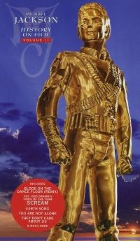 Cover Michael Jackson - History On Film - Volume II [DVD]